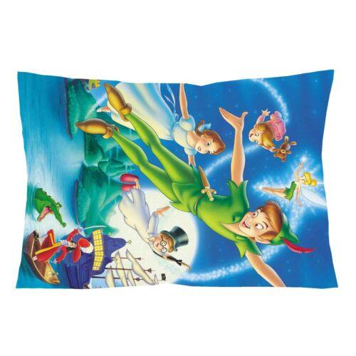Inch 18x26 16X24 DISNEY PETER PAN Custom Zippered Pillow Case
