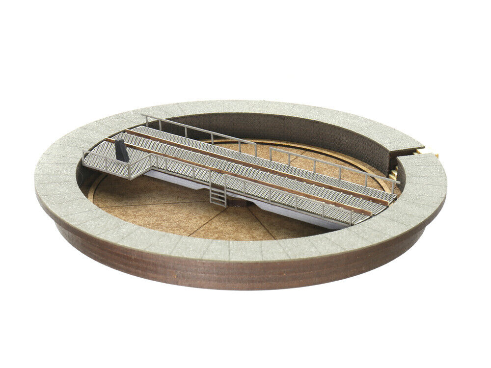modellolo modellolo modellolo Ferrovie Unione piattaforma girevole mu-tt-b00085 16m f3479a