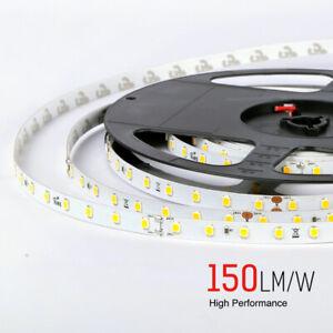 Striscia-LED-High-Performance-400-SMD2835-150LM-W-6W-MT-4500LM-30W-24V-IP20-8MM