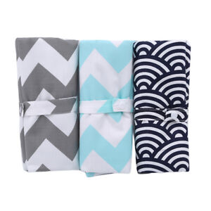 Portable-Baby-Nappy-Diaper-Changing-Mat-Folding-Home-Travel-Diaper-Change-Bag-CH