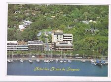 TAHITI, PAPEETE,   HOTEL DES POSTES   ,A MINT  CARD,  ABOUT  1985
