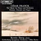 Franck Music for Piano and Orchestra CD 1995
