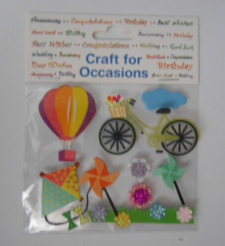 """CRAFT FOR OCCASIONS /""""SUMMER DAYS/"""" FOR CARDS AND CRAFTS"""