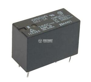 Omron-G5Z-2A-Audio-Haut-Parleur-Relais-12V-Utilise-en-Yamaha-Clavinova-Dynaudio