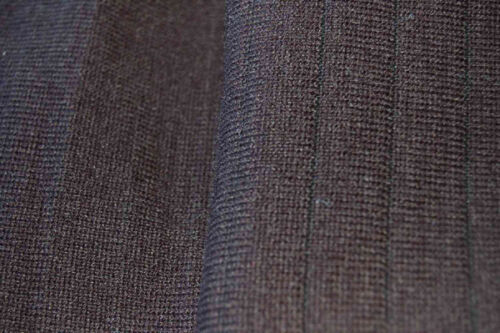 Resilient Durable Knit Rib Fabric Neotrims Stretch Lycra Ribbed Trimming Fabric