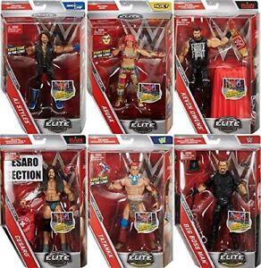WWE Figures - Elite Series 47 - Mattel - Brand New - Sealed