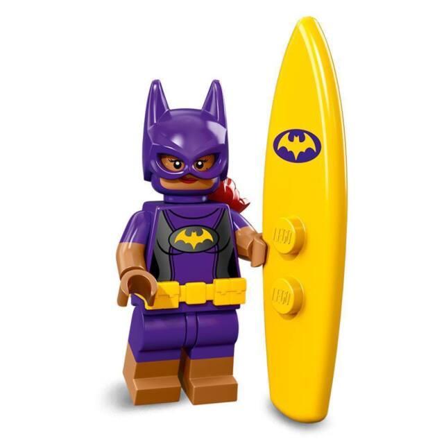 Lego Batman Movie Series 2 Vacation Batgirl #9 Minifigure 71020 - Beach Batgirl