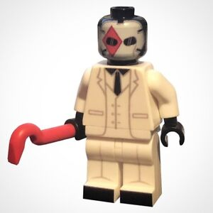 Lego Custom Uv Printed Fortnite Battle Royale Lnspired Wildcard Skin