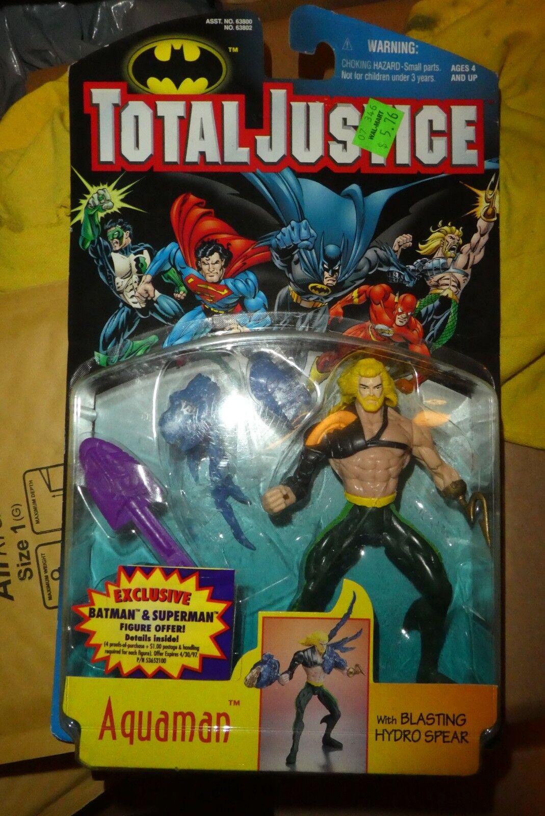 Dc comics der gerechtigkeit  aquaman  exklusive 1 neue versiegelt superman - figur