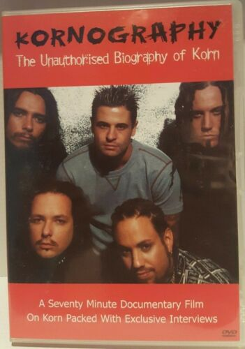 1 of 1 - Kornography - The Unauthorized Biography Of Korn (DVD, 2004) - Free Postage