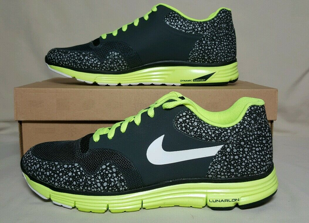 NIKE MENS LUNAR SAFARI FUSE +  MULTIPLE SIZES NEW  BOX 525059 013