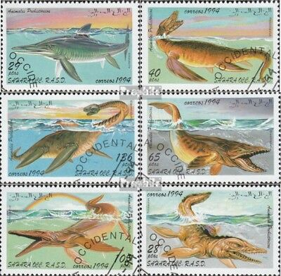 Stamps Sahara Without Validity I B80231 Rich And Magnificent Africa