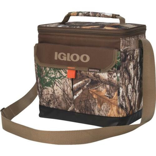 Igloo Real Tree MaxCold 12-Can Leak Resistant Camouflage Soft-Side Cooler