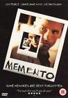 Memento 5060002830093 DVD Region 2 P H