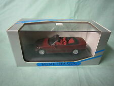 DV4901 MINICHAMPS BMW SERIES 3 CABRIOLET 1992 Ref 430023332 1:43 NB