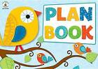 Boho Birds Plan Book by Carson Dellosa Publishing Company (Spiral bound, 2013)