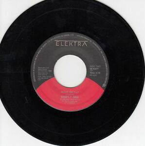 ONE-1989-039-S-45-R-P-M-RECORD-SIMPLY-RED-IF-YOU-DON-039-T-KNOW-ME-BY-NOW-MOVE-ON-O