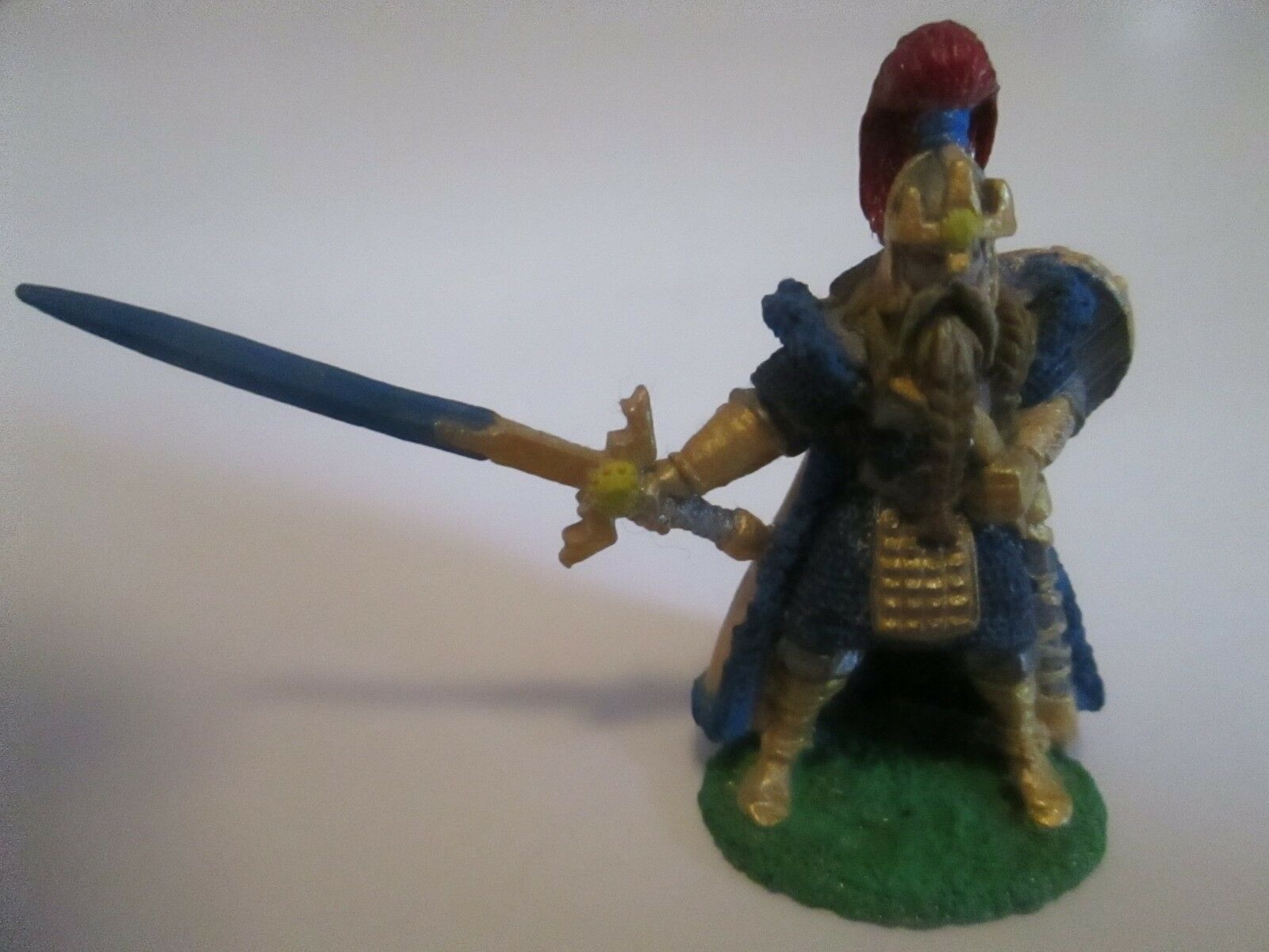 DUEL KNIGHT PAINTED MINIATURE WARRIOR  FREE SHIPPING