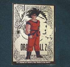 Dragon Ball Z Goku Gold Foil Chase Trading Card G1 1998 Funimation JPP Amada