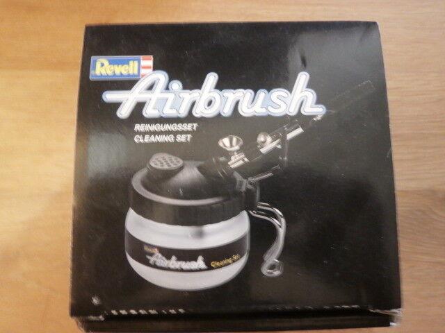 Revell Airbrush Reinigungsset Cleaning Set Revell 39190   .