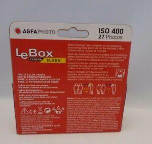 AGFA LeBox 400 27 appareil photo Flash (601020)