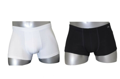 S 10 x sloggi men Basic Soft Hipster Gr XXL weiß schwarz Slip Shorts online