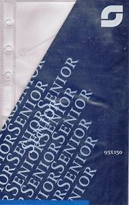 Sichthüllen transp Succes A5 Visitenkarten Hüllen 2 Stk Kalender Einlage XE184