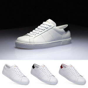 PaperPlanes-Mens-Casual-Shoes-Fashion-Athletic-Lace-Up-Leather-Sneakers-1353
