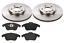 For Land Rover Freelander 2 2006-2014 Front Brake Discs /& Pads Set