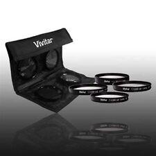 Vivitar 67mm 67 Closeup Close-Up Macro +1 +2 +4 +10 Filter Kit