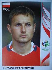 Panini 70 Tomasz Frankowski Polen Polska FIFA WM 2006 Germany