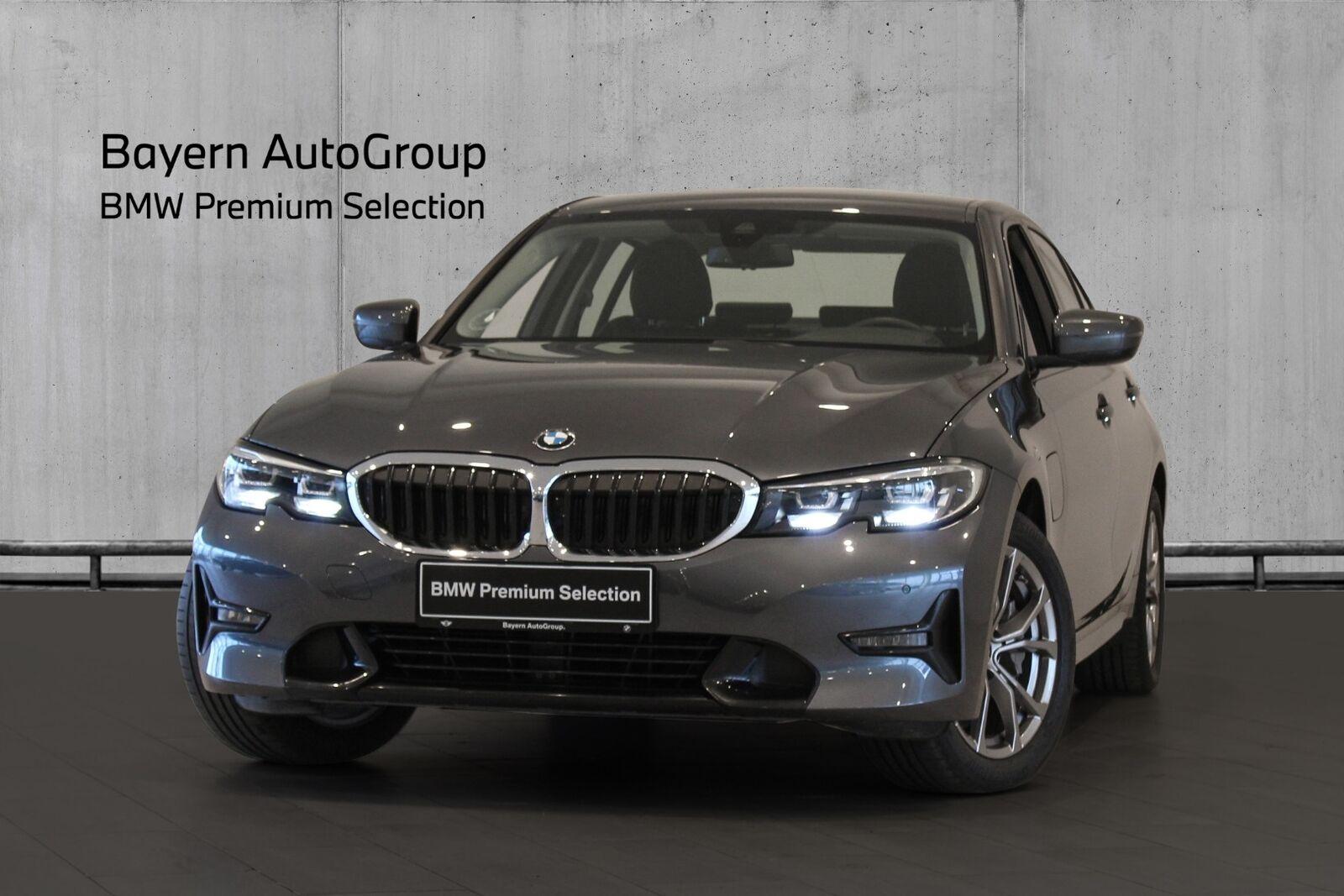 BMW 330e 2,0 Sport Line aut. 4d - 429.900 kr.