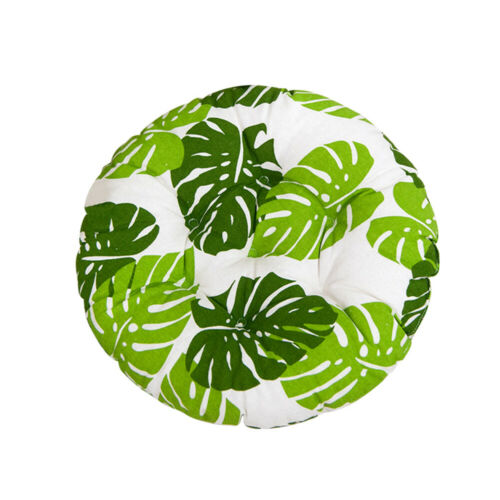 UK Nordic Round Cotton Cushion Chair Dining Cushion Floor Garden Thick PADS SEAT
