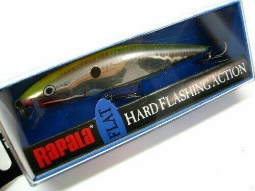 Rapala Flat Rap 08 Fishing Lure Perch From Japan