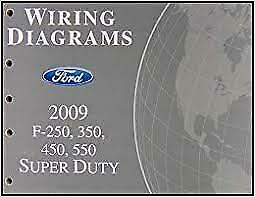 OEM 2009 FORD F250 F350 F-250 F-350 F-450 F-550 SUPER DUTY ...