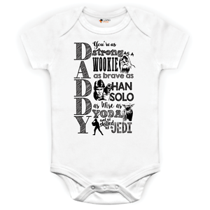 Star-wars-Jedi-Themed-Father-Dad-Daddy-Fathers-Day-Birthday-baby-grow-babysuit