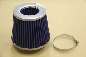 3 0 Universal High Flow Dry Cone Air Intake Turbo Filter
