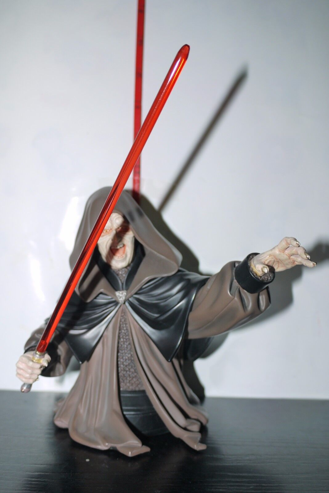 Star Wars Revenge of the Sith Emperor Palpatine Mini Bust GENTLE GIANT 107 4500