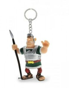 Image is loading Asterix-and-Obelix-key-ring-Legionnaire-roman-with- 3a531db330