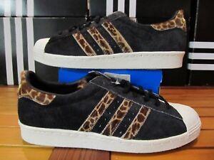 f5f38845c53d Image is loading RARE-NEW-Adidas-Originals-Superstar-80s-GRF-Giraffe-