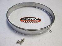 47 48 49 50 51 52 Chevy Truck Stainless Steel Headlight Headlamp Retaining Ring