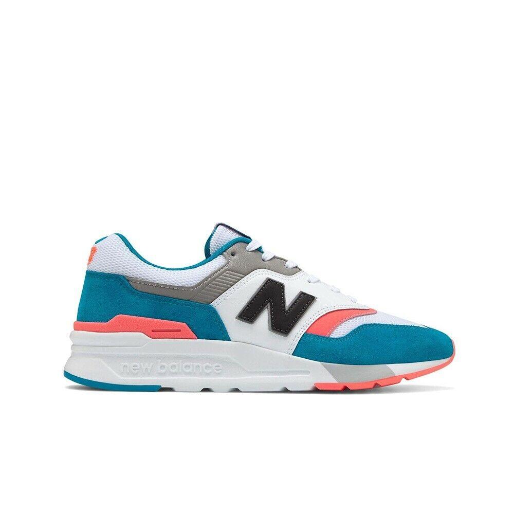 New 997H Classics CM997HCS (profundo Balance Ozone Azul Guayaba) Para Hombre Zapatos