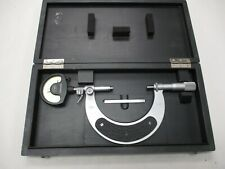 Nice Mahr 2 4 Indicating Micrometer Factory Box And Standard 00001