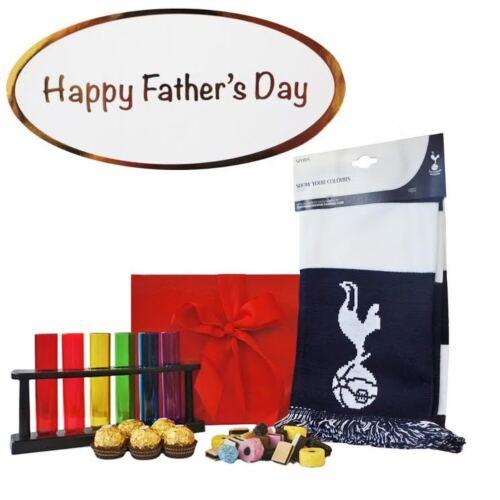 Father/'s Day Football Gift Box Scarf Glasses Ferrero Liquorice Quality Street