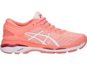 Details zu Asics Gel-Kayano 24 Laufschuhe Schuhe Damen T799N-1701