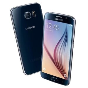 Gris-32-Go-Samsung-Galaxy-S6-SM-G920A-5-1-034-Debloque-d-039-usin-Smartphone-TelePhone