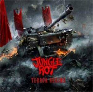 JUNGLE-ROT-TERROR-REGIME-CD-HARD-amp-HEAVY-METAL-NEU
