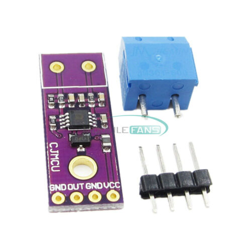 K-Type Thermocouple Amplifier Analog Output AD8495 Armz Thermal Precision Module