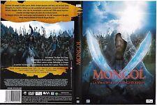 MONGOL (2007) dvd ex noleggio
