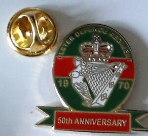 1st county antrim ulster defence regiment udr enamel badge British Army Military
